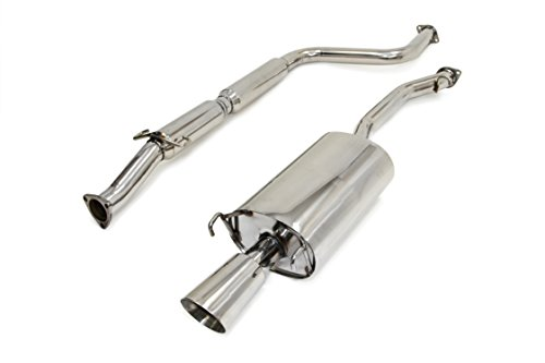 Honda Accord 4dr Exhaust - 2
