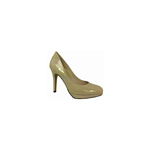 Peter Kaiser Women's NEVENA Court Shoes NUDE PATENT 1oBz4