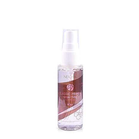 1f0072e2980 Neicha Classic Spray Primer - Hypoallergenic Solution for Eyelash Extensions  (No Odour): Amazon.co.uk: Beauty