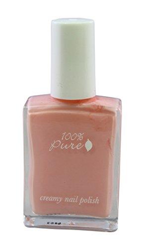 Nude Nail Polish, Innocence by 100% Pure, Organic Nail Polish