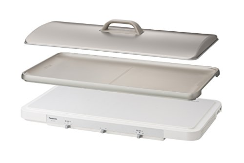 Panasonic IH Daily Hot Plate KZ-CX1-W (WHITE)【Japan Domestic Genuine Products】【Ships from Japan】 Review