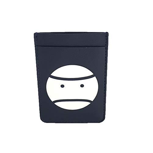 Tory Burch Little Grumps Tennis Sticker Phone Pocket Card Holder (Tory ()