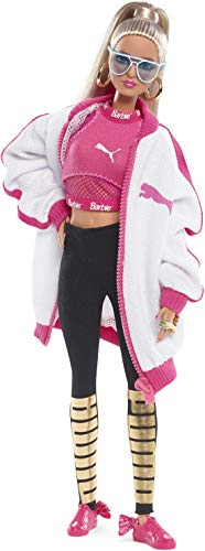 - Barbie Puma Doll, Blonde