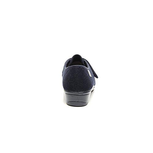 Cutillas 771 Licra Negro Doctor Velcro Zapato Marino 1d0q1Zw