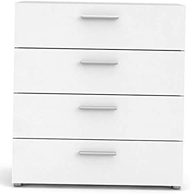 Amazon.com: Hebel Loft 4 Drawer Chest | Model DRSSR - 91 ...