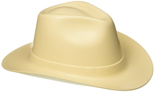 c96ae429b4c51 Occunomix VCB200-15 Vulcan Cowboy Style Hard Hat with Ratchet Suspension
