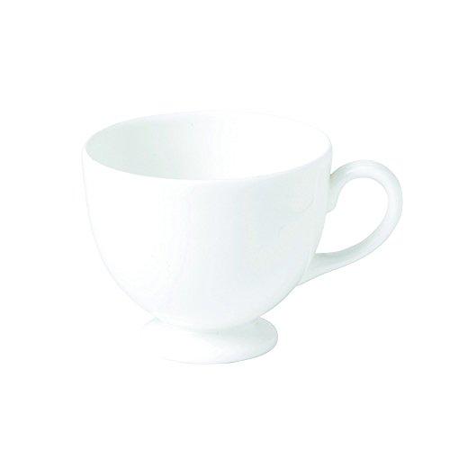 Wedgwood Leigh Teacup, White, 1-Piece