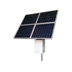 Tycon RPST2448-100-320 50W Continuous Solar Remote Power System with 24V Battery & 48V POE by Tycon