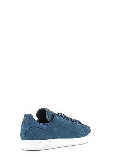 Uomo Sneaker Smith Adidas Blu Decon Stan qwOnSTxP