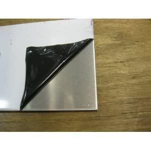 """1//8/"""" x 5/"""" x 66/"""" Aluminum Plate .0625/"""" 5052 Aluminum"""