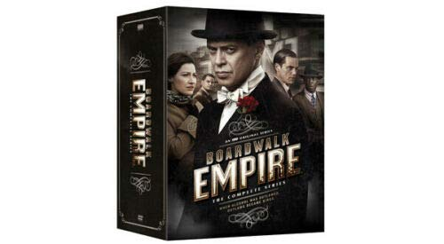 Boardwalk Empire: The Complete Series DVD New