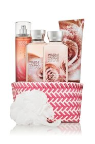 "Bath & Body Works Signature Collection "" Warm Vanilla Sugar"
