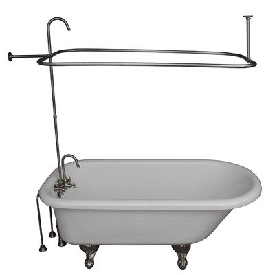 "Barclay 60"" x 29.5"" Soaking Bathtub Kit"