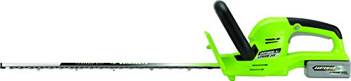 Earthwise LHT12422 22-Inch 24-Volt Lithium Ion Cordless Electric Hedge Trimmer