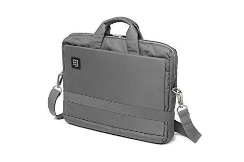 [モレスキン] モレスキン バッグ デバイス 横型 IDコレクション 15.4インチ ET73DBH15BK B01K03DABM スレートグレー