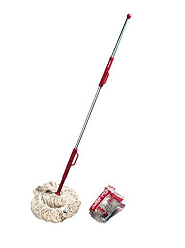 Woca Swep Mop Red and Head Replacement Set by Woca Denmark