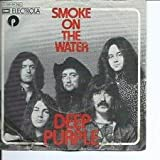 smoke on the water / live (edit) 45 rpm single