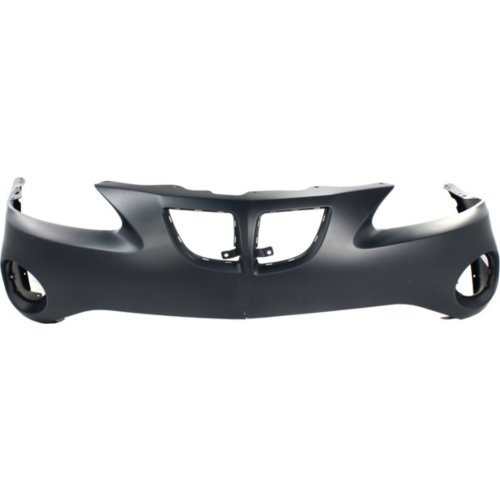 Gt2 Front Bumper - Front Bumper Cover for PONTIAC GRAND PRIX 2004-2008 Upper Primed Base/GT/GT1/GT2/GTP Models