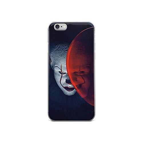 iPhone 6/6s Pure Clear Anti-Shock Cases IT Halloween Joker