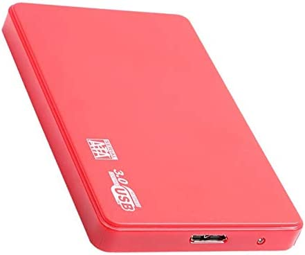 KESOTO 外付けハードドライブ USB3.0 SATA HDD モバイルハードディスク 超高速 ABSプラスチック - 500GB