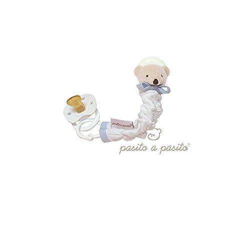 Pasitto a Pasito - Pinza de Chupete + Chupete Pasito a ...