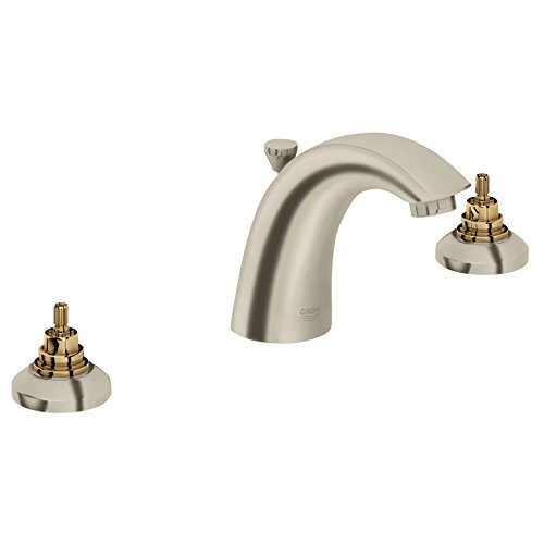Arden Lavatory Arden 8 in. Widespread 2-Handle Bathroom Faucet - 1.2 GPM