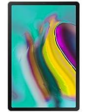 "Samsung Galaxy Tab S5e (2019) Tablet, 10.5"" SuperAMOLED, 64 GB Espandibili, Batteria 7040 mAh, Ricarica Rapida, Wi-Fi, Argento, [Versione Italiana]"