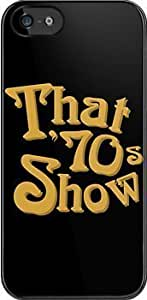 SUUER That '70s Show Logo Custom Hard Case For Iphone 5/5S Cover Durable Case Cover