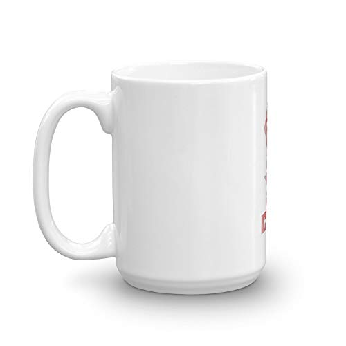 CCCP - Star Fist 15 Oz White Ceramic