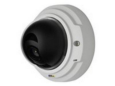 Axis Communications 0465-001 P3354 6mm - Network CCTV camera - dome - tamper-proof - color ( Day&Night ) - 1280 x 960 - vari-focal - 10/100 - MJPEG, H.264 - (Night Vari Focal Color)