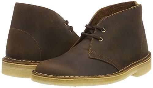 Botas beeswax Boot Mujer Marrón Originals Para Clarks 39 Eu Desert qaA7gWwE