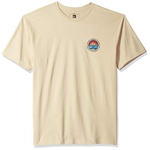 Quiksilver Men's Northwest TEE Shirt, Twill, S