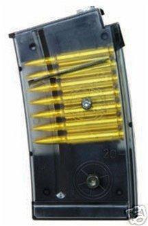 BBTac - DE M82 Airsoft Gun Magazine standard 45 rounds for Airsoft Gun (M82 Airsoft Gun)