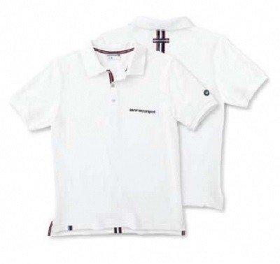 Genuine BMW Men's Motorsport Fan Polo Shirt - Size Medium