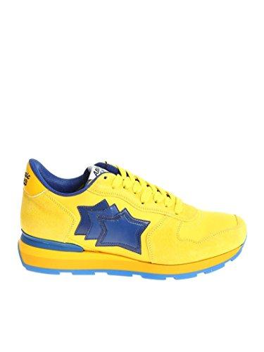 Atlantic Stars Sneakers Uomo ANTARNGA23A Camoscio Giallo