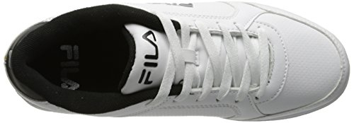 White 4 Men's Shoe Fila Black Metallic Silver Training Orlando ASEnXxwZXq