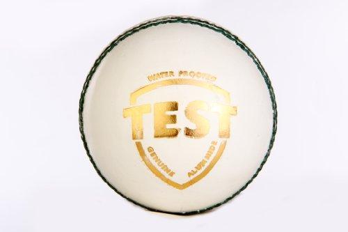 Sanspareils Greenlands White Test Cricket Ball by Sanspareils Greenlands