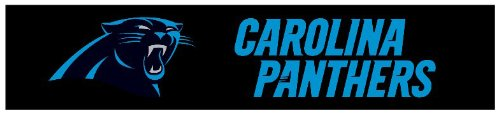 NFL Carolina Panthers Steering Wheel Cover (Carolina Panthers Accessories)