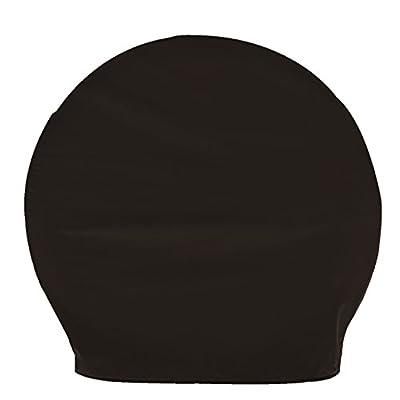 "ADCO 3973 Black #3 Vinyl Ultra Tyre Gard Wheel Cover, (Set of 2) (Fits Tire Diameter 27""-29"")"