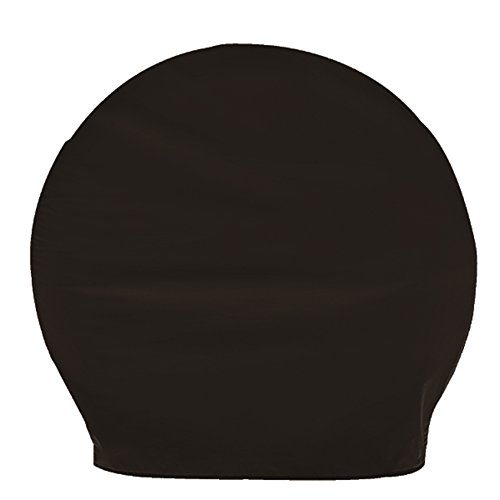 ADCO 3973 Black #3 Vinyl Ultra Tyre Gard Wheel Cover, (Set of 2) (Fits Tire Diameter  27