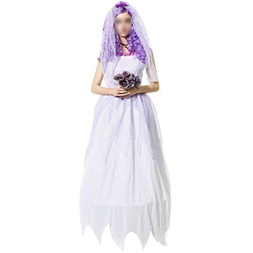Ladies Vampire Costumes Devil Corpse Bride Black Evil