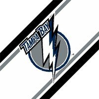 NHL Tampa Bay Lightning - Boys Hockey Decor Wallpaper Border Roll