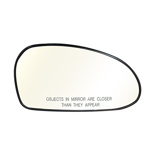 Oem Sonata Door Mirror Hyundai (Titanium Plus 1999-2005 Hyundai Sonata Front,Right Passenger Side DOOR MIRROR PLATE)