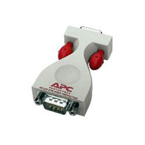 Port Serial Dte (APC protectnet 9-pin serial port female to male surge protector (#ps9-dte))