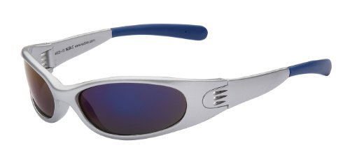 Lunettes 10 Argenté le sport Miroir de pour soleil différentes couleurs Bleu 4003 g7Ygqr