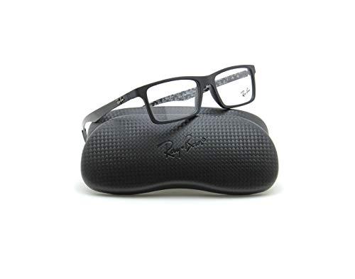 (Ray-Ban RX8901 Rectangular Carbon Fiber Prescription Glasses 5263 -)