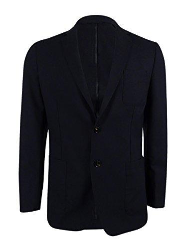 - Michael Kors Men's Ridgemont Slim-Fit Blazer (42R, Midnight) Blue