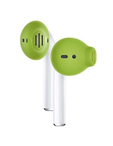EarSkinz AirPod Covers (ES3) - Lime - for Apple AirPods