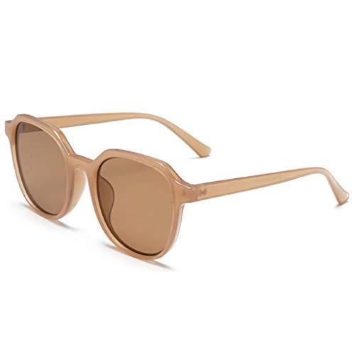 - Summer Vintage Eyeglasses Fashion Transparent Orange Square Sunglasses Women Trendy Sun Glasses