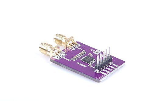 LM YN AD8302 Wideband logarithmic amplifier ,Wideband linear multiplier , Phase detector module Low Frequency to 2.7G For OPA695